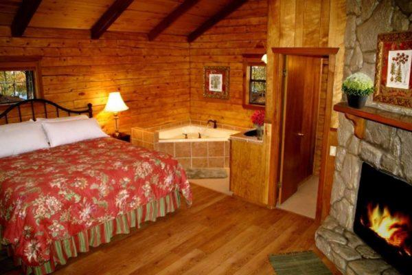1 Room Romance Cabin