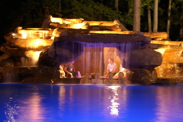 romance cabins