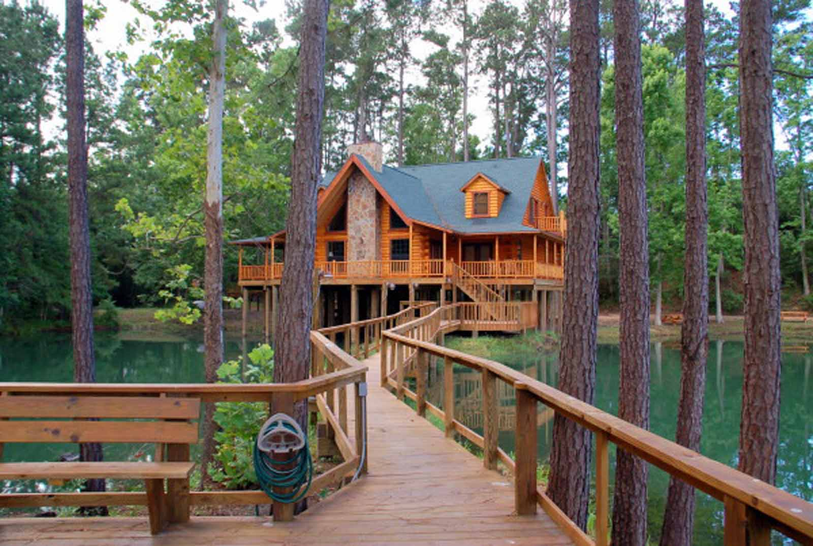 Cabins The Retreat At Artesian Lakes