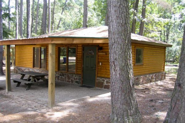 Two bedroom Two bath Log Suites
