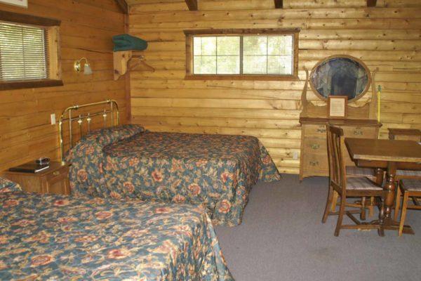 Juan Seguin One Room Log Cabin