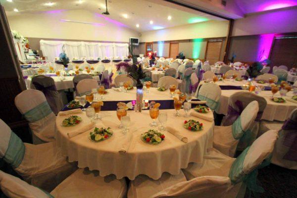 Sassafras - banquet