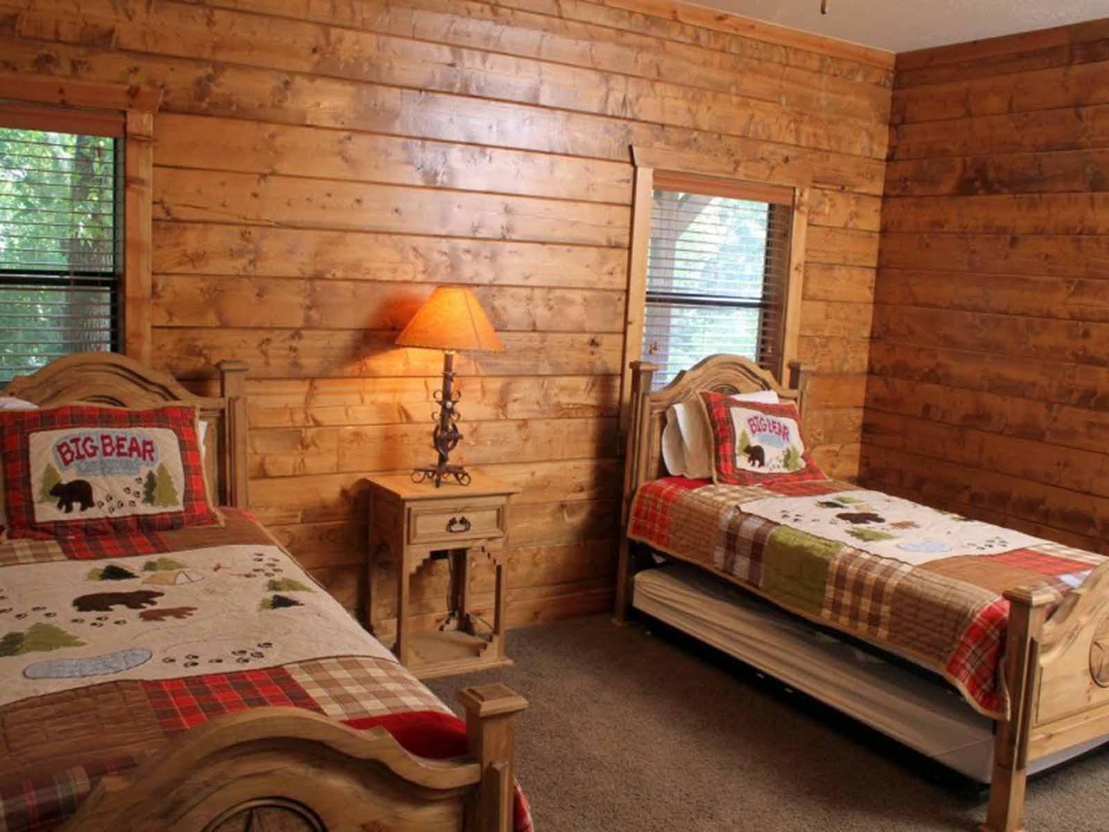 Second Wind - 4 Bedroom 3 Bath Log Home