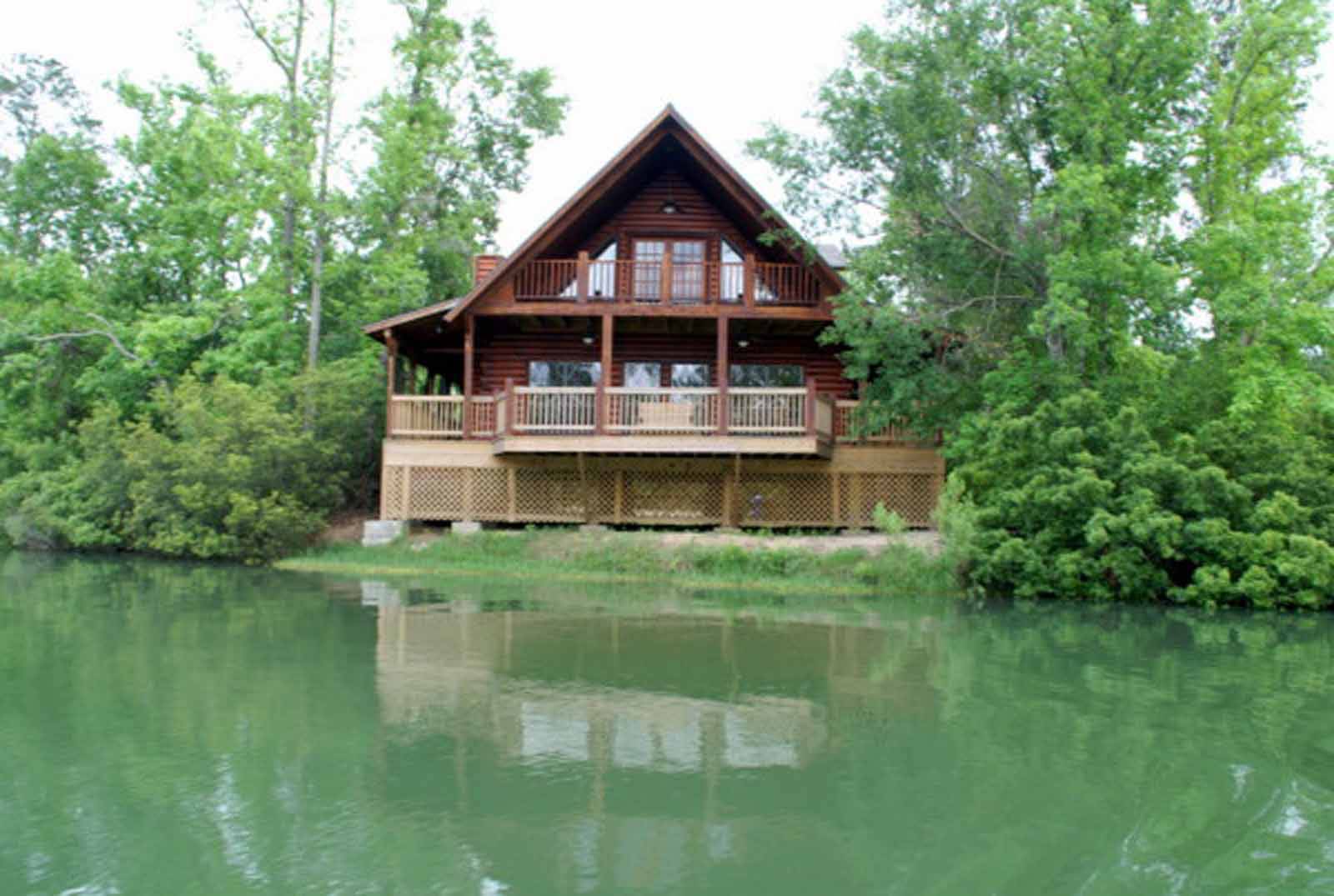 4 Bedroom Log Homes The Retreat At Artesian Lakes