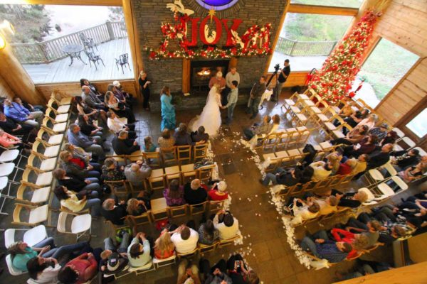 Wedding in Hospitality House