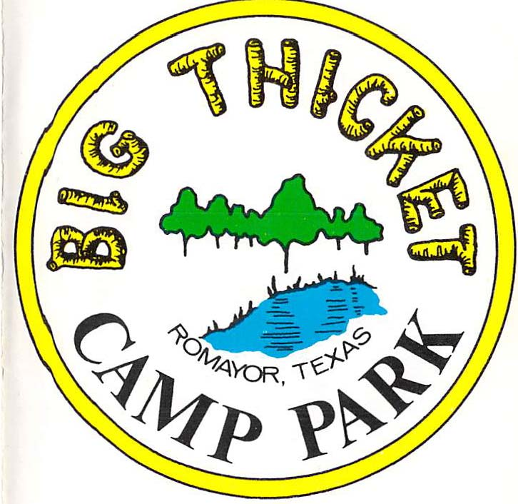 Big Thicket Camp Park Logo
