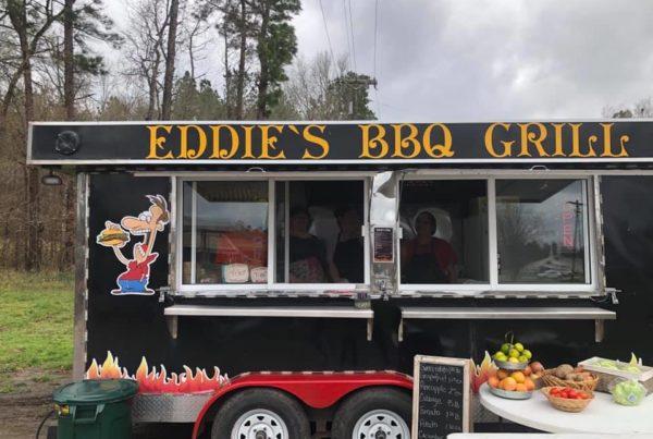 Eddie's BBQ Grill, Rye, TX