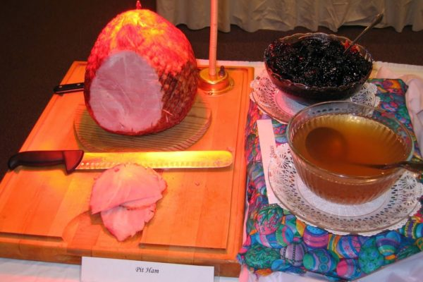 Ham with Jelly
