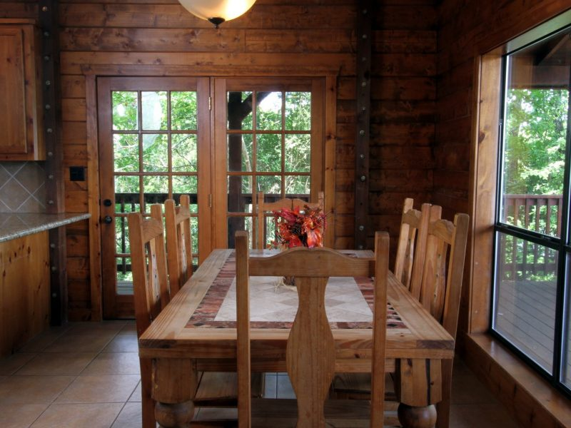 Second Wind Dining Room