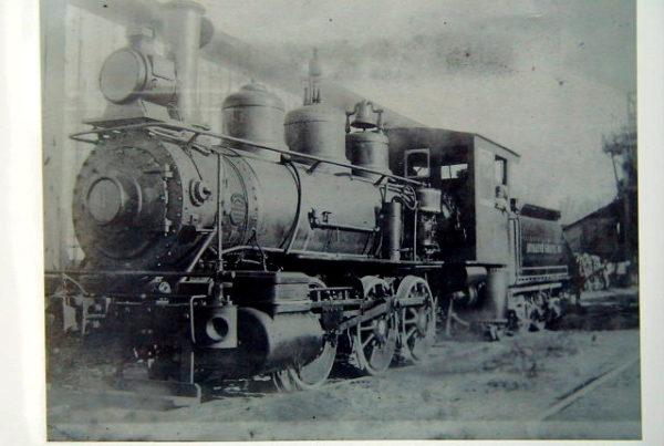Climax Locomotive