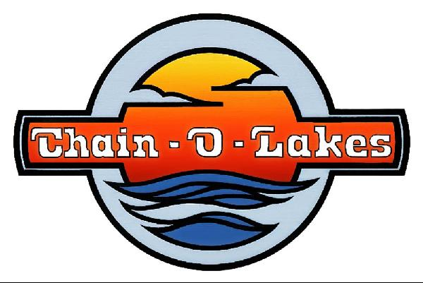 Chain-O-Lakes Logo