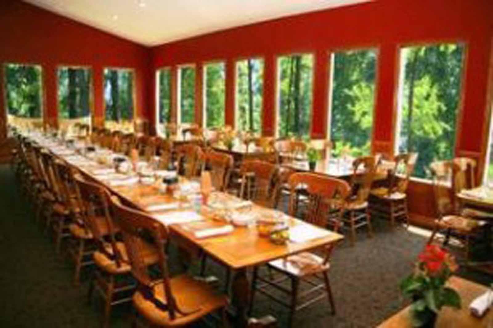 Hilltop Dining Room